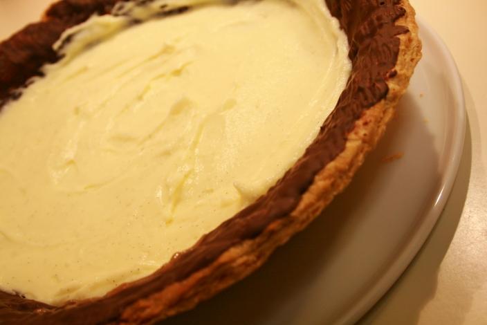 cream pie tartine s banana cream piewith caramel and chocolate recipes ...
